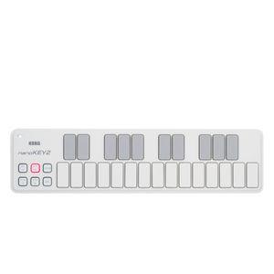 Controlador-Korg-nanoKEY-Branco