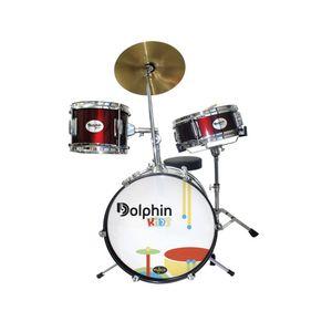 Bateria-Dolphin-Baby-3PC-Vermelha--10256-