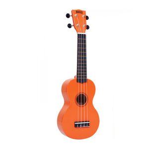 Ukulele-Mahalo-Soprano-U30GOR-Soprano-Laranja