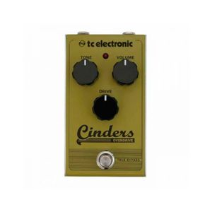 PEDAL-TC-ELECTRONIC-CINDERS-OVERDRIVE