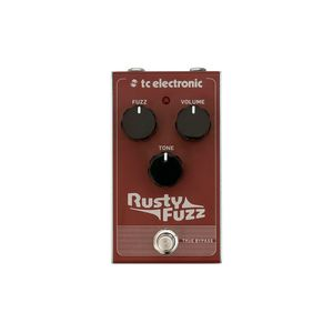 PEDAL-TC-ELECTRONIC-RUSTY-FUZZ
