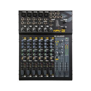 MIXER-M-AUDIO-NRV10