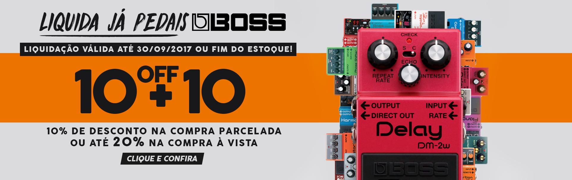 Boss 10+10