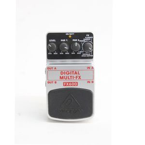 Pedal-Behringer-Digital-Multi-fx