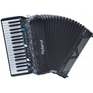 Acordeon Roland FR-3x V-Accordion Digital Preta