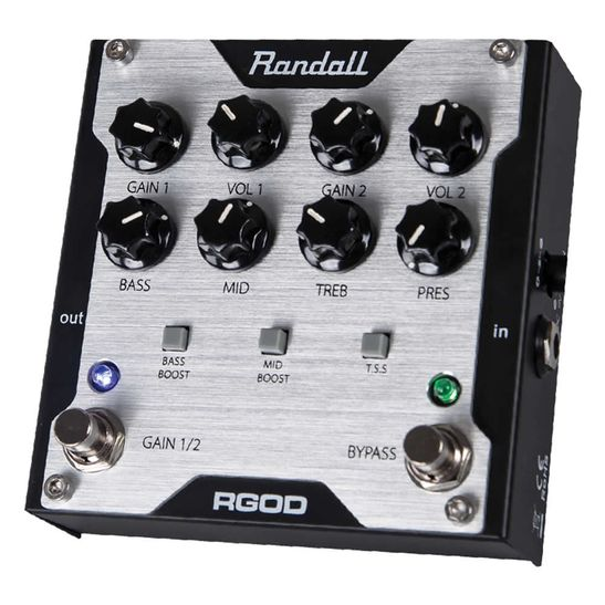 Pedal-Randall-RGOD-Distortion