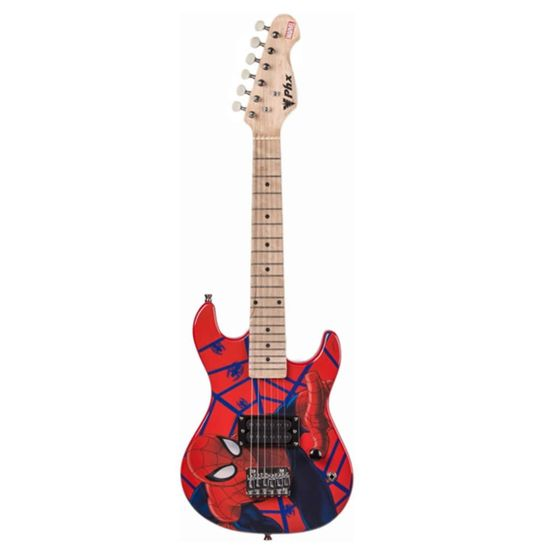 Guitarra-Infantil-Phoenix-GMS-K1-Spiderman