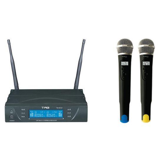 Microfone-Duplo-Tag-Sound-TM-8034-Sem-Fio-By-Tagima-