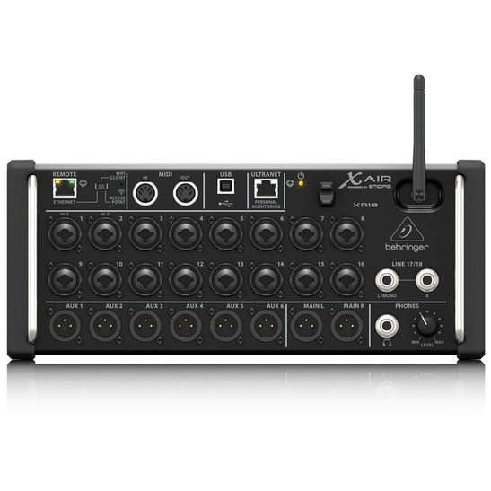mixer-behringer-xr-18
