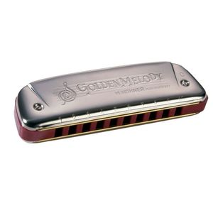 Gaita-Hohner-Golden-Melody-em-C--Do-