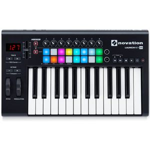 NOVATION-LAUNCHKEY25