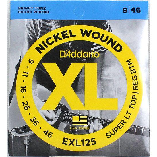 DAddario-EXL125