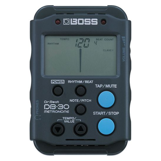 Boss-DB-30-METRONOMO