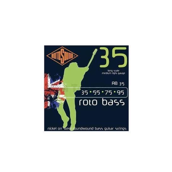 Rotosound-Rb35-Roto-Bass-Cordas-Para-Baixo-35