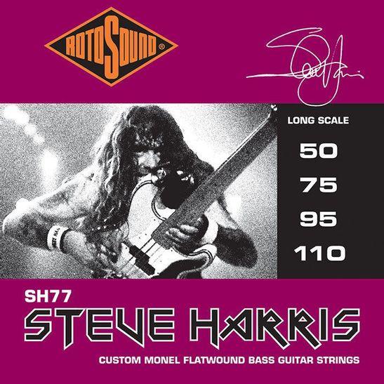 ENCORDOAMENTO-BAIXO-ROTOSOUND-SH77--STEVE-HARRIS--4-CORDAS-50-110