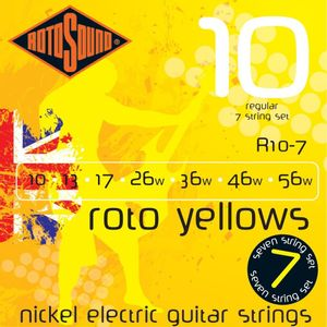 ENCORDOAMENTO-GUITARRA-ROTOSOUND-R10-7--ROTO-YELLOWS--010-7-CORDAS