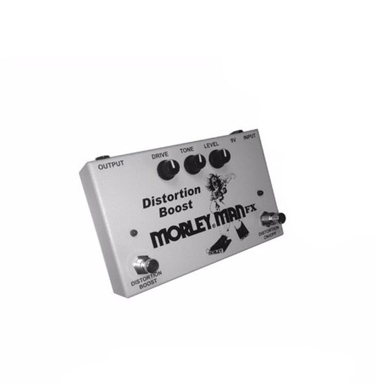 PEDAL-MORLEY-MAN-FX-DISTORTION-BOOST-MDB