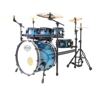 Bateria-RMV-Road-UP-Com-Rack-Azul-Sparkle