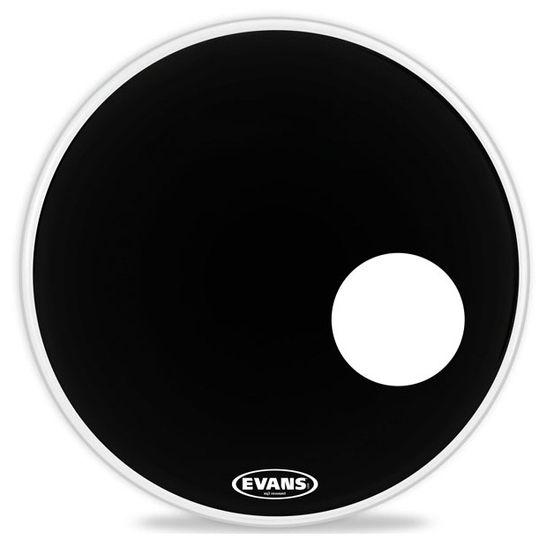 Evans-EQ3-22-Black-Bumbo