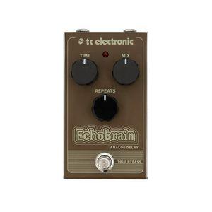 PEDAL-TC-ELETRONIC-ECHOBRAIN-ANALOG-DELAY