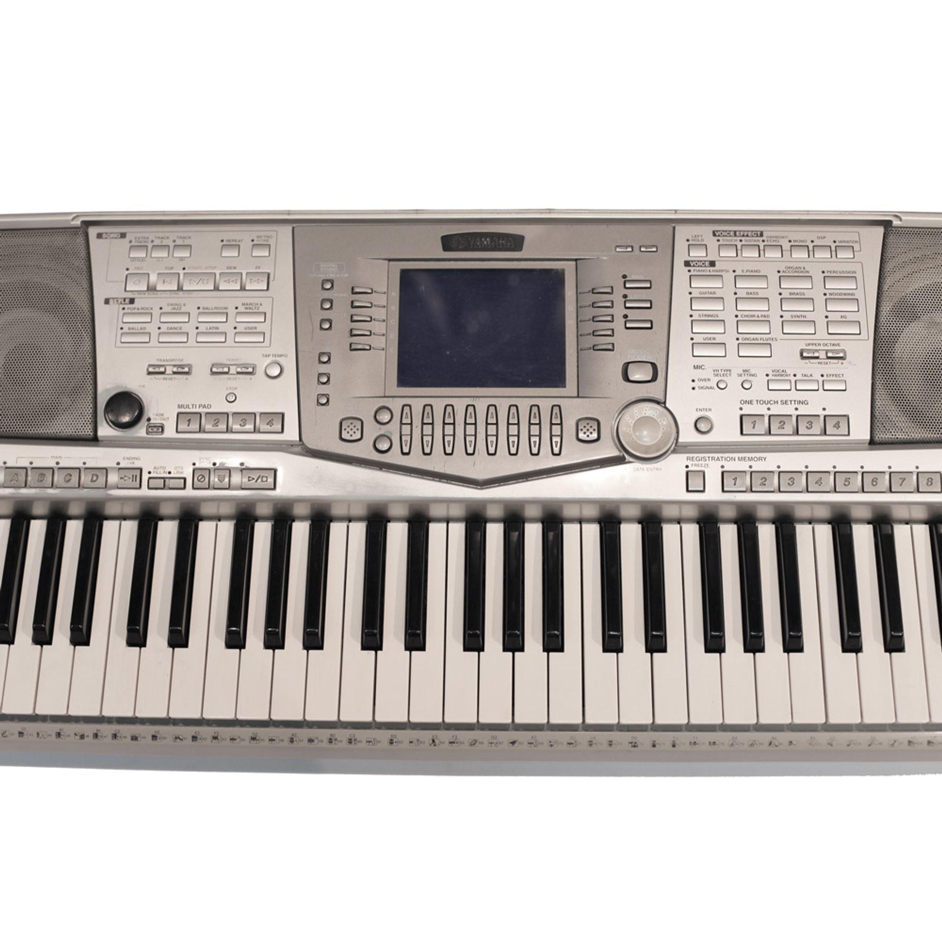 TECLADO YAMAHA PSR 2100 S/N (USADO) - X5Music