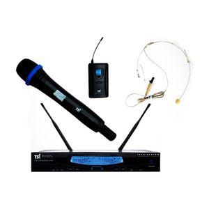 MICROFONE-TSI-UD-6000-CLI-UHF