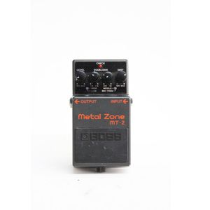 Pedal-Boss-Metal-Zone-MT-2