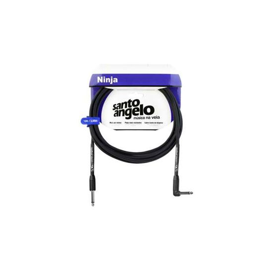 CABO-SANTO-ANGELO-020MM-P10-X-P10-L-NINJA-CABLE-10FT3.05M