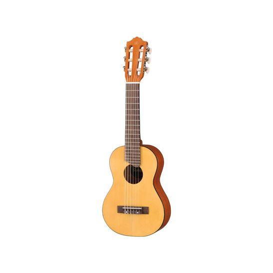Guitalele-Yamaha-Gl1-Natural-Com-Capa-Original