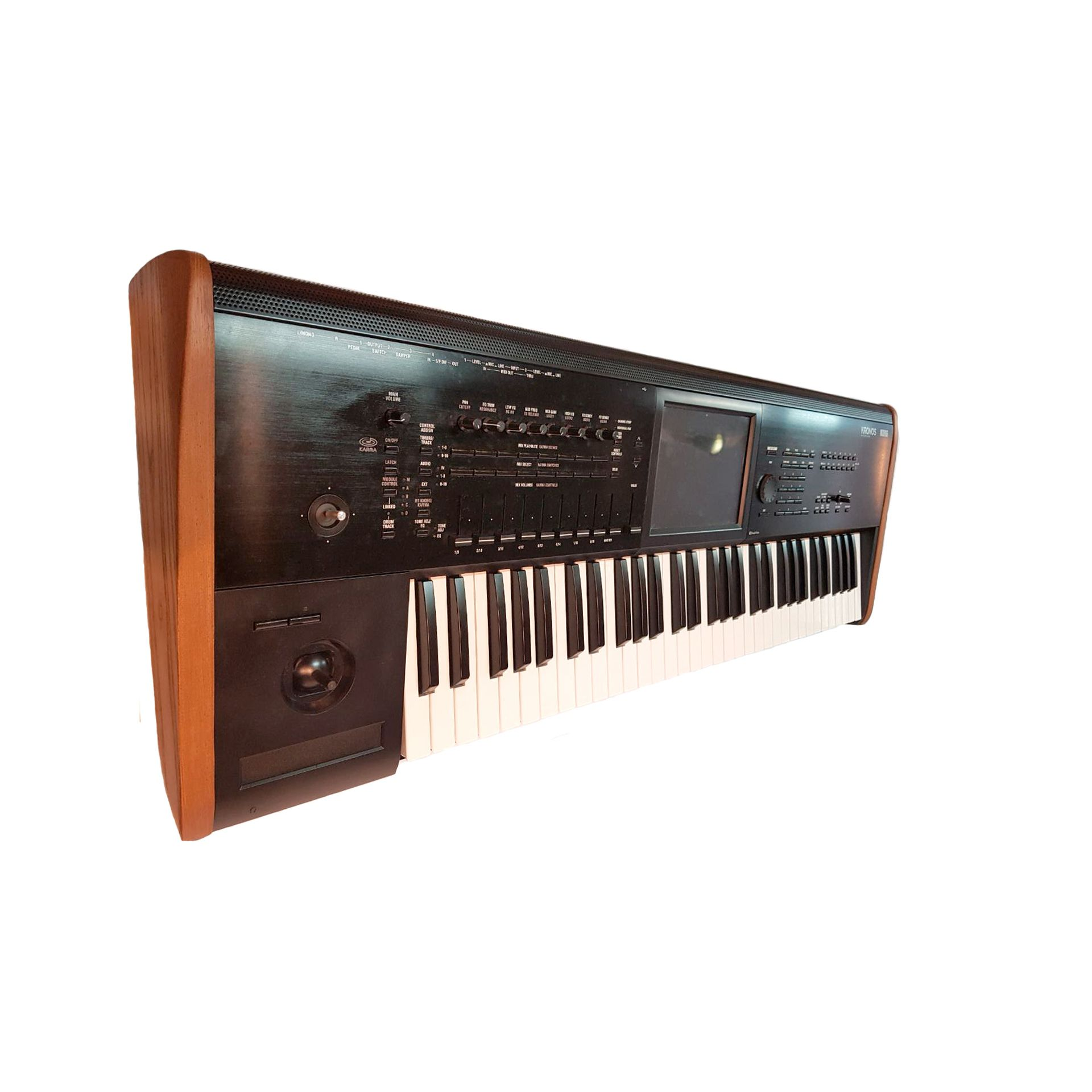 TECLADO KORG KRONOS 2 61 (USADO) - X5Music