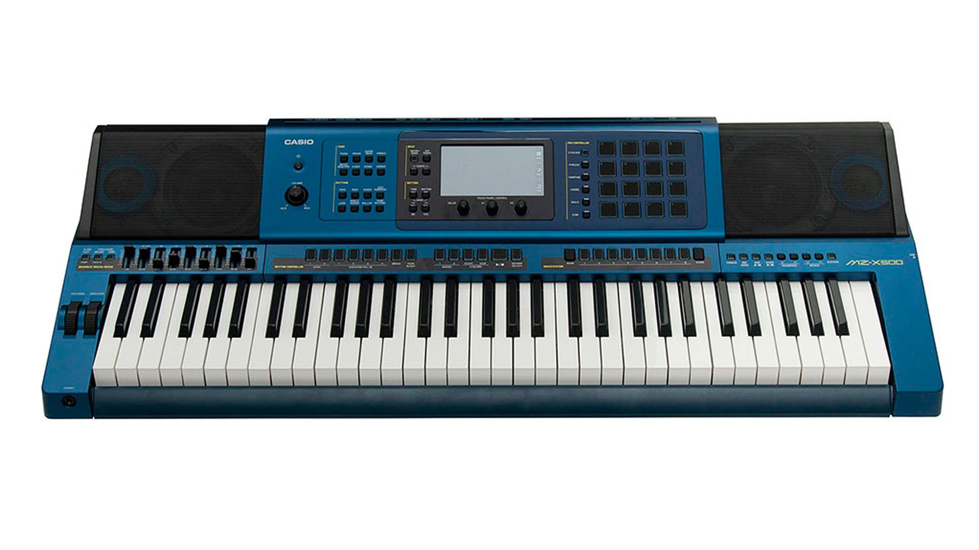 1ebab8d2567 Teclado Casio Arranjador MZ-X500 - X5Music