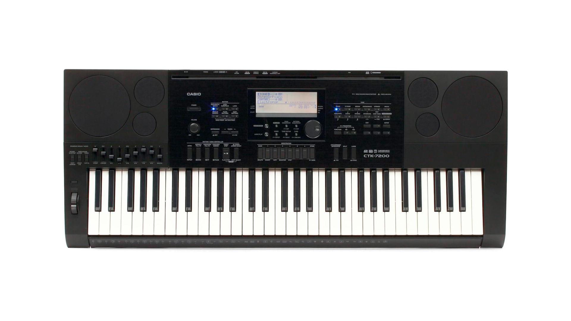 82781259a17 Teclado Casio CTK-7200 - X5Music