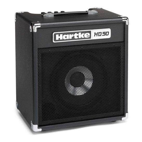 COMBO-HARTKE-HD-50-HYDRIVE-50W-EHMHD50