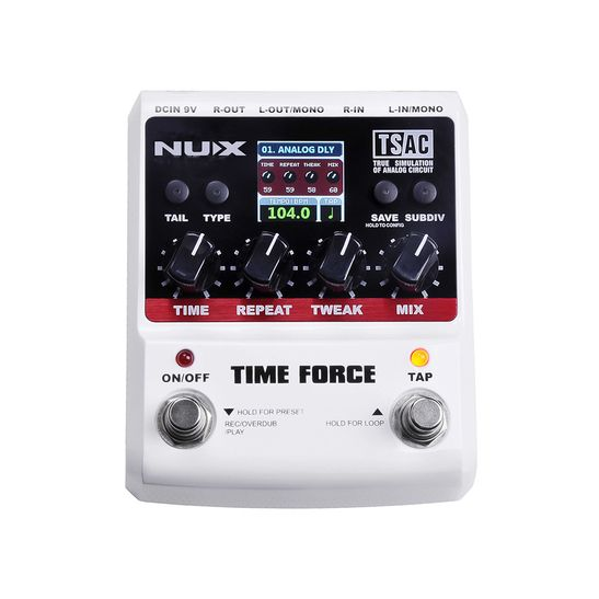 Pedal-Nux-Time-Force