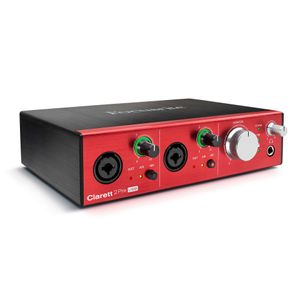 INTERFACE-FOCUSRITE-CLARETT-2PRE