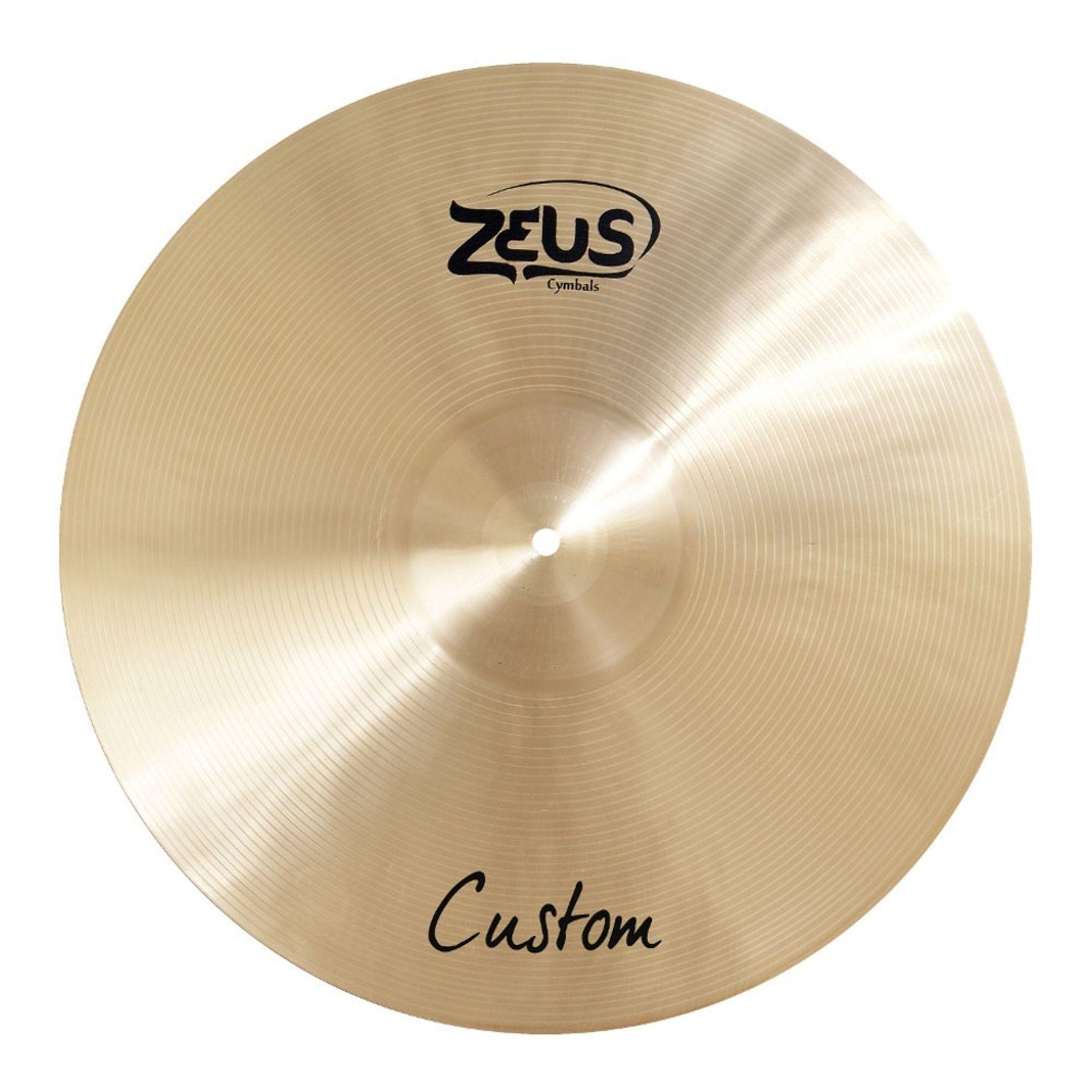 PRATO ZEUS CUSTOM CRASH 16 ZCC16 - X5Music