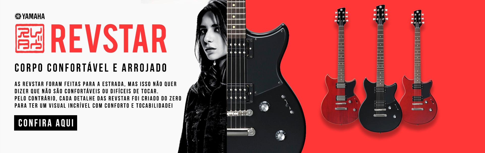 Banner Guitarra Yamaha