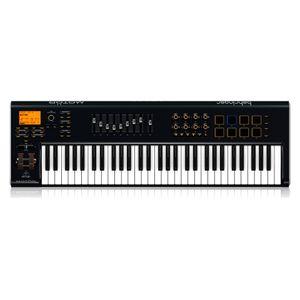 CONTROLADOR-BEHRINGER-MOTOR-61-USB-MIDI-61-TECLAS