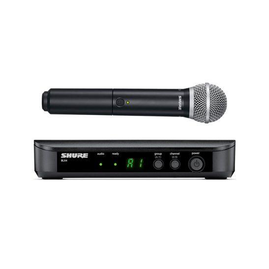 Microfone-Shure-Blx24br-Pg58-Freq-M15