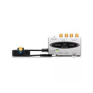 Interface-Audio-Usb-Behringer-U-control-Uca202