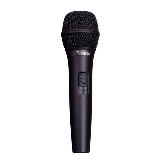 Microfone-Roland-DR30