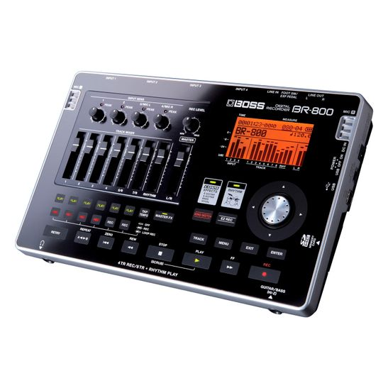 GRABADOR-BOSS-BR-800-Digital-Recorder