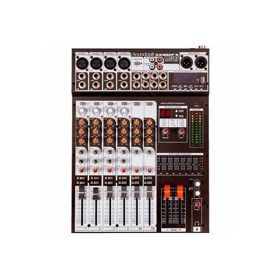 SOUNDCRAFT-SX802FXUSB