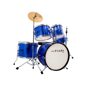 BATERIA-INFANTIL-TURBO-JUNIOR-4322-BL-AZUL