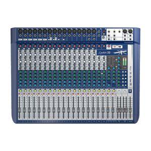 MESA-SOUNDCRAFT-USB-SIGNATURE-22-CANAIS-COM-EFEITOS