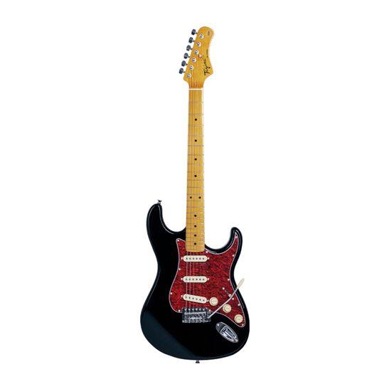 Guitarra-Tagima-TG-530-Woodstock-Preto