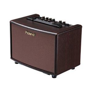 Amplificador-Roland-AC-33-RW-com-Efeitos-para-Violao-e-Voz-30--w