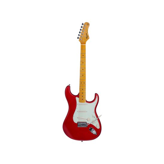 Guitarra-Tagima-Tg-530-Woodstock-Vermelho