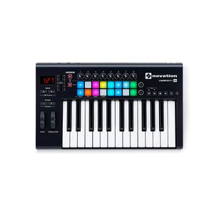 Controlador-Novation-Launchkey-25Mk2-25-Teclas