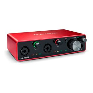 INTERFACE-FOCUSRITE-SCARLETT-4I4-3G